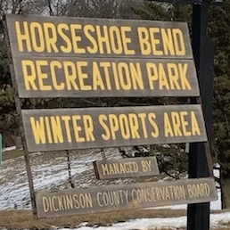 Horseshoe Bend Recreation Park in Outdoors