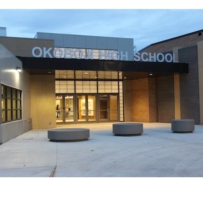 Okoboji High School in Milford