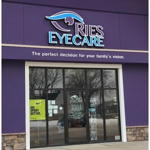 Ries Eyecare in Milford