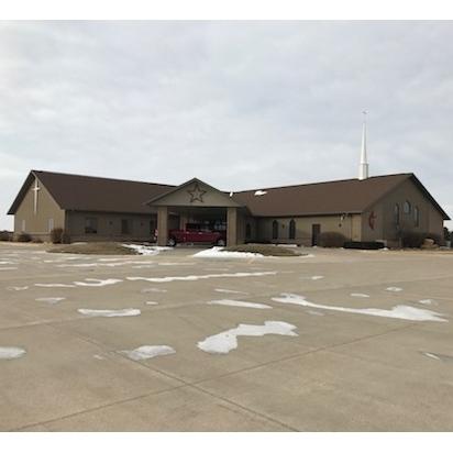 Lake Park United Methodist Church in Lake Park