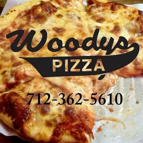 Woody's Pizza in Estherville