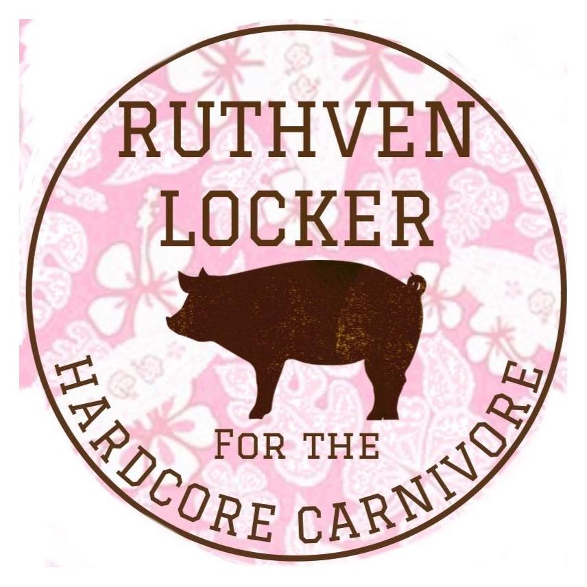 Ruthven Meat Locker in Spirit Lake