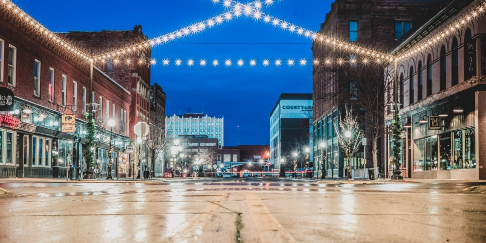 Sioux City Downtown