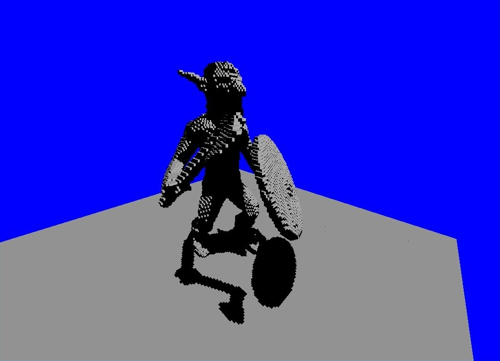 Voxel Cone Tracing Part 2 - Sparse Octree
