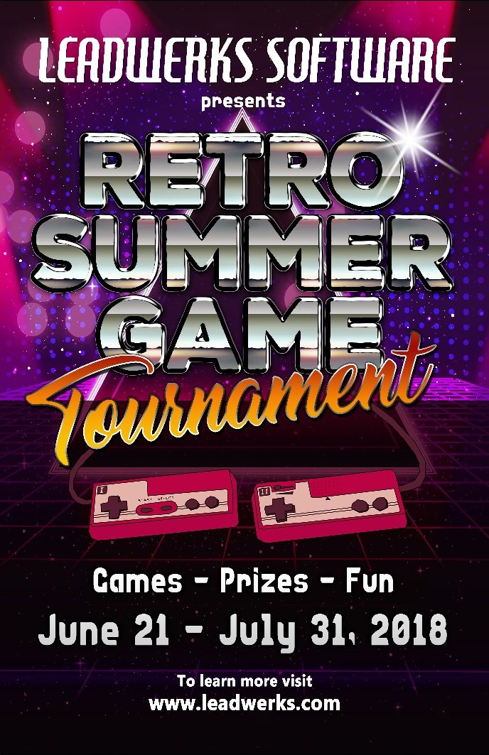 Summer Game Tournament