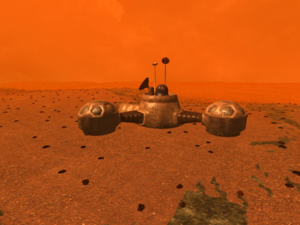 Prototype of Mars!!