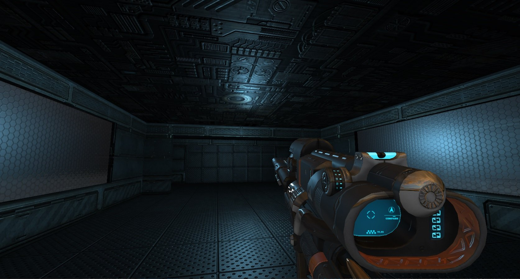 Leadwerks 5 beta first-person shooter template