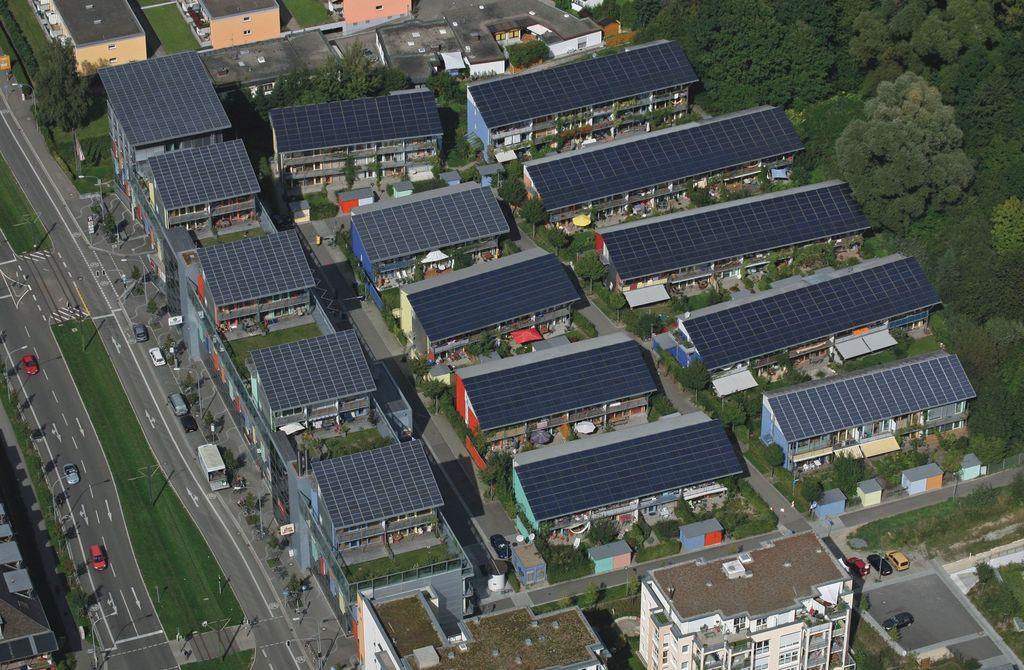 Alemanha se tornou líder em energia solar per capita