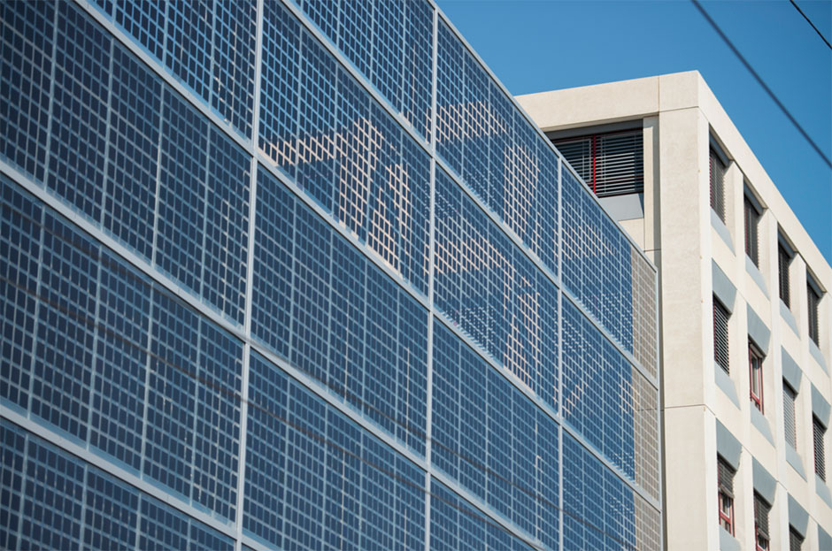 CSEM Painel Solar organico OPV - BIPV