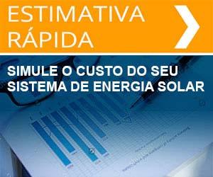 Simulador de Custo de Energia Solar