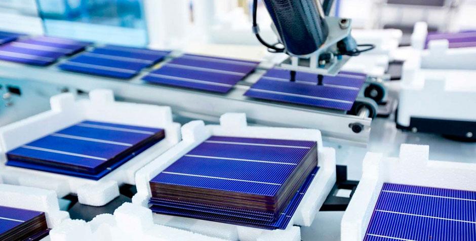 Os 10 maiores fabricantes de painel solar do mundo - Fábrica de células