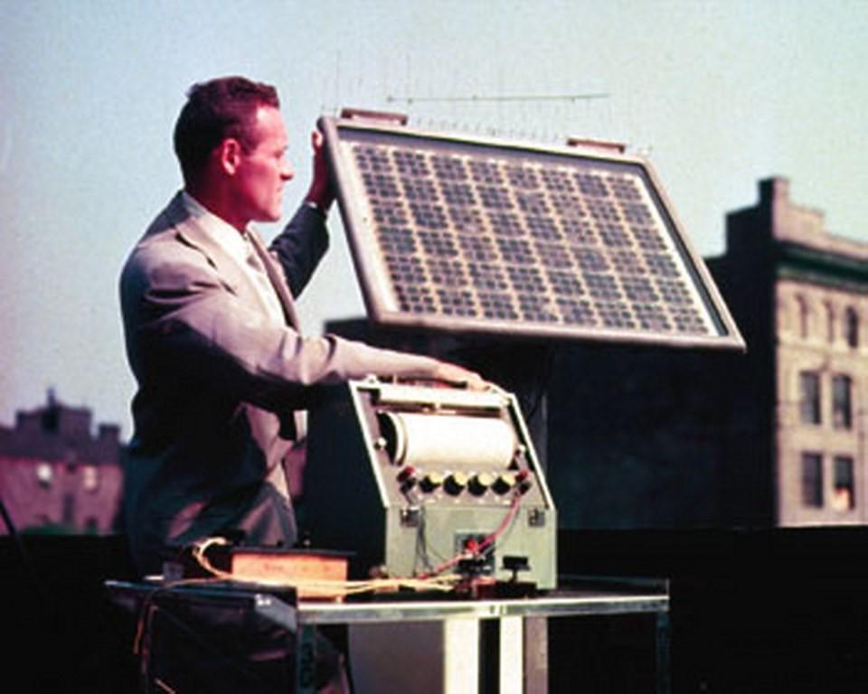 História da Energia Solar