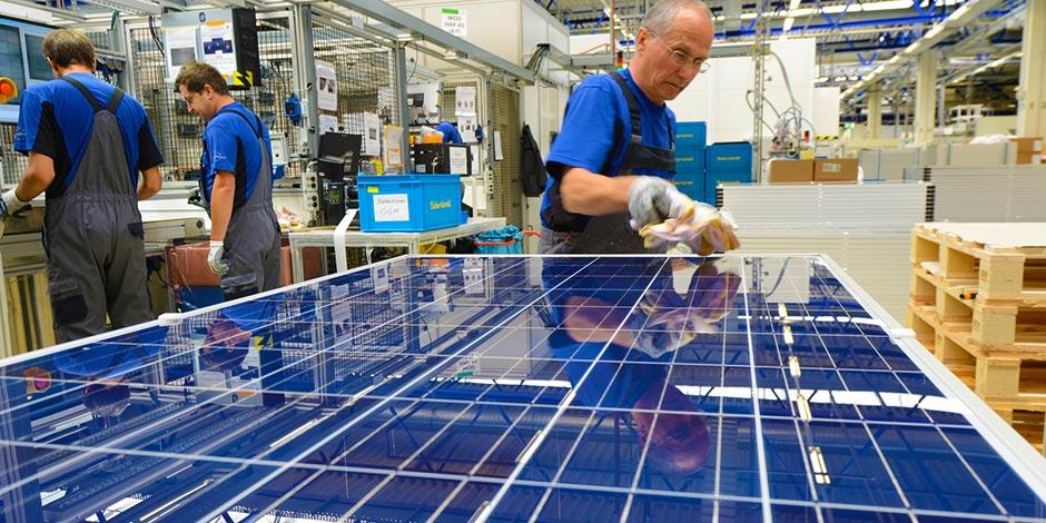 Os 10 maiores fabricantes de painel solar do mundo - Grandes Chinesas