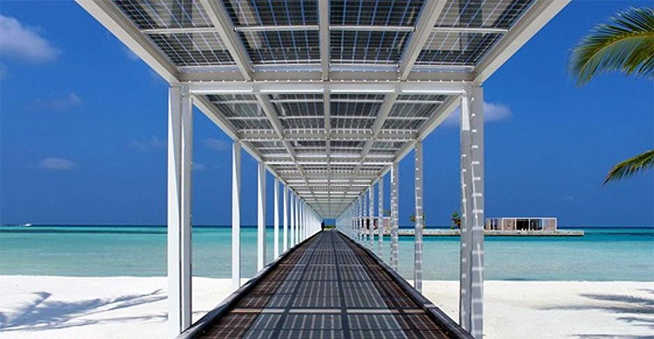 Aplicações do Painel Solar Fotovoltaico Bifacial