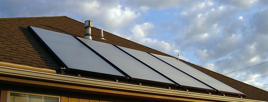 Tipos de Energia: Energia Solar Térmica – Aquecedor Solar