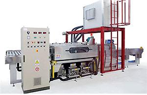 Máquina de lavar vidros especial para fabricação de painel solar