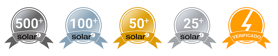 Selo Portal Solar