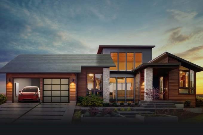 Telhado Solar, as telhas fotovoltaicas da Tesla