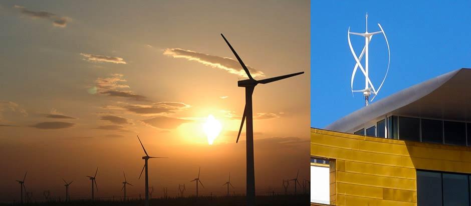 Tipos de Energia: Energia Eólica