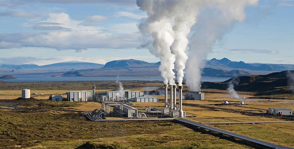 Tipos de energia: Geotérmica