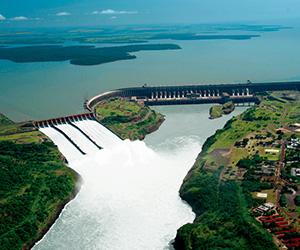 Energia Alternativa - Hidreletrica de Itaipu