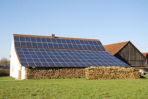 Fazenda de energia solar Vender energia solar