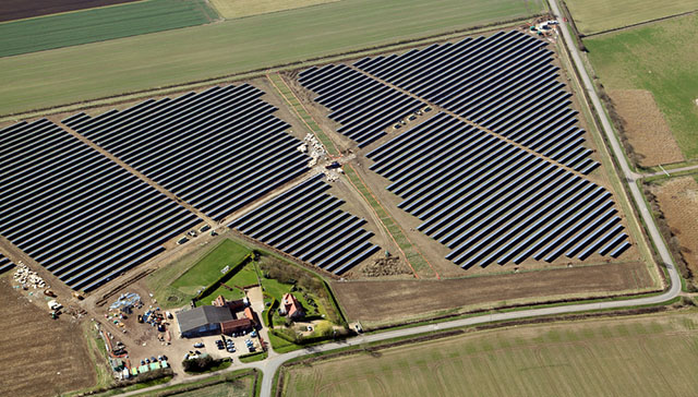 Fazendas de Energia Solar