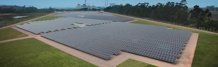 Usina Solar de Tubarão - SC