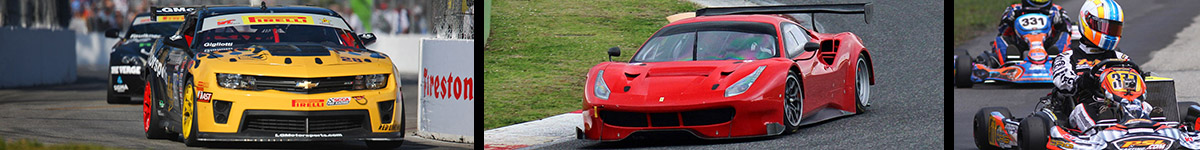 Contact LG Motorsports Park