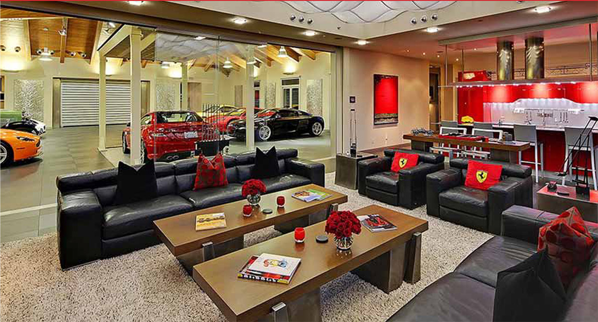 Decked Out Garage Spaces