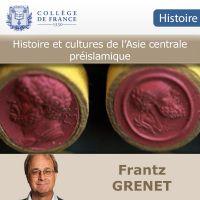 Histoire et cultures de l'Asie centrale préislamique