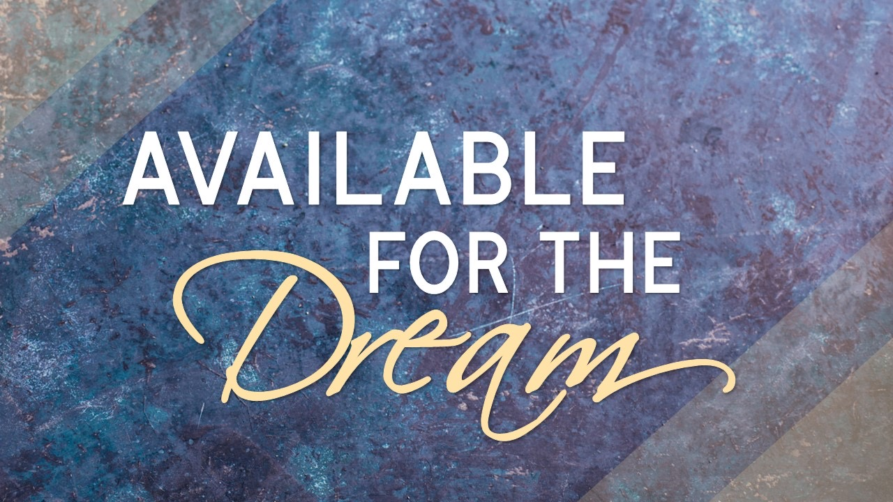 Available for the Dream Image