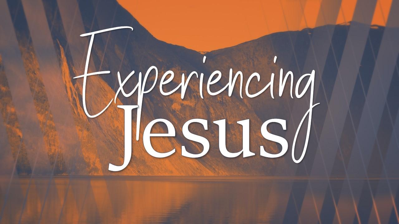 Experiencing Jesus Image