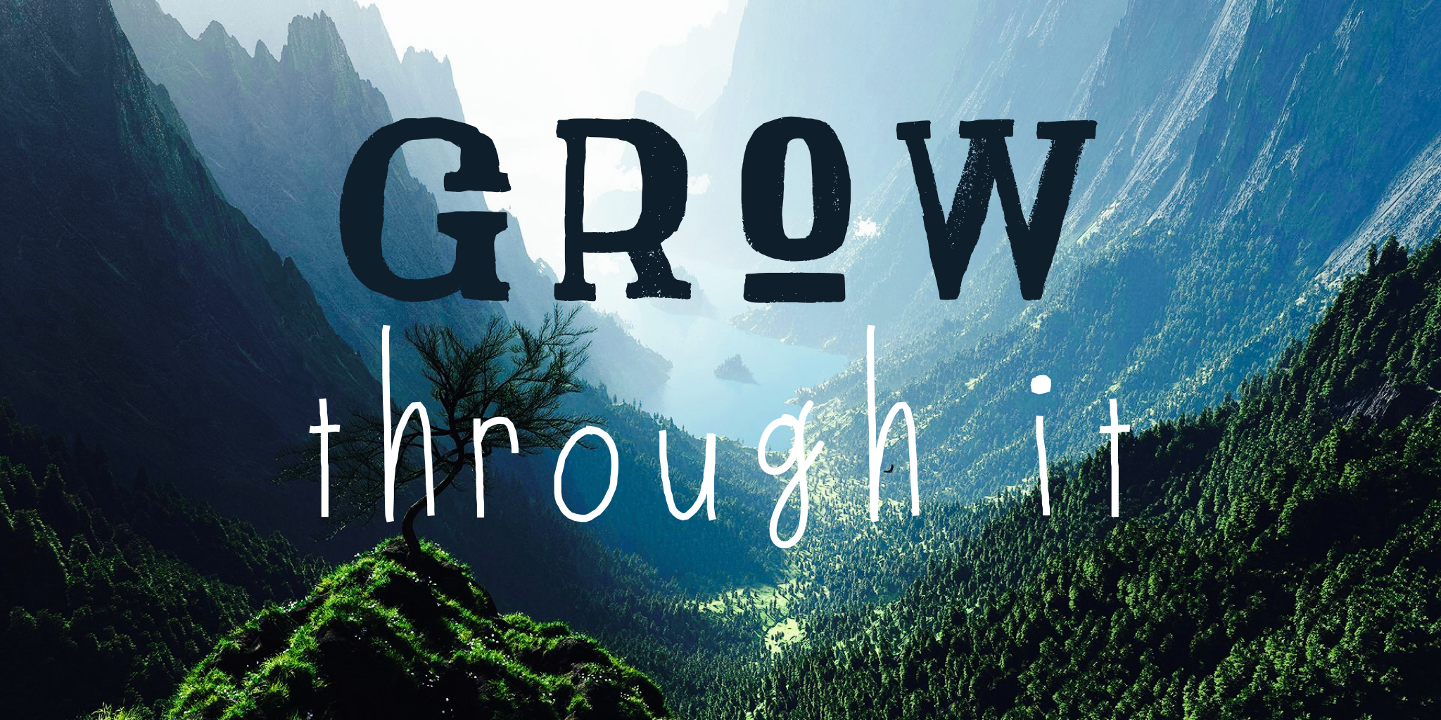 Grow Through it Image