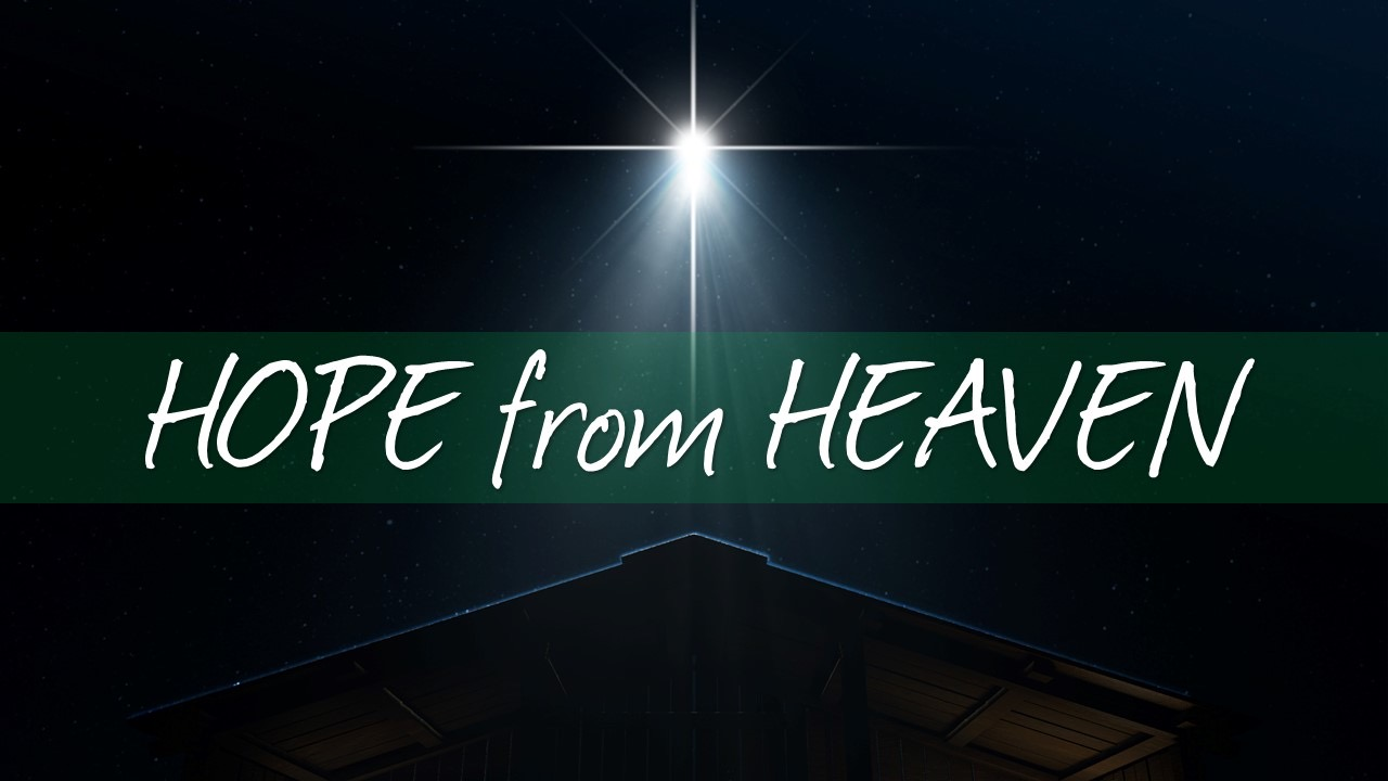 Hope From Heaven Image