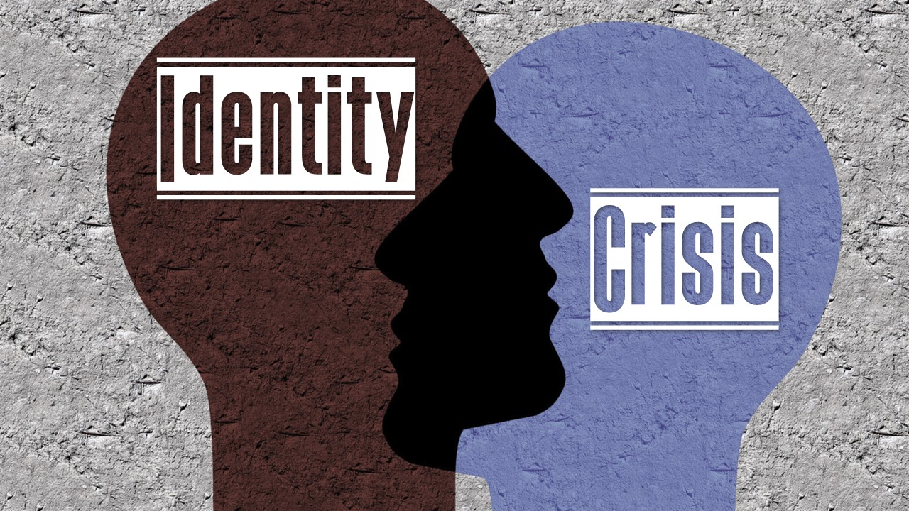 "Message: ""Identity Crisis"" from Rhese Morgan 