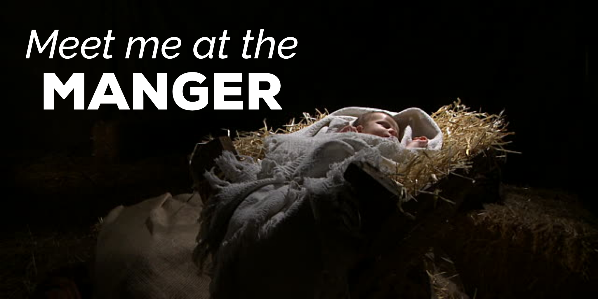 Meet me at the Manger Image