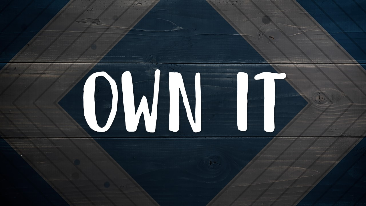 OWN IT Image
