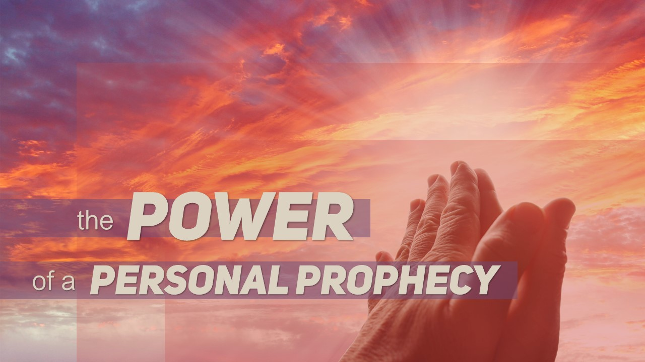 The Power of a Personal Prophecy Image