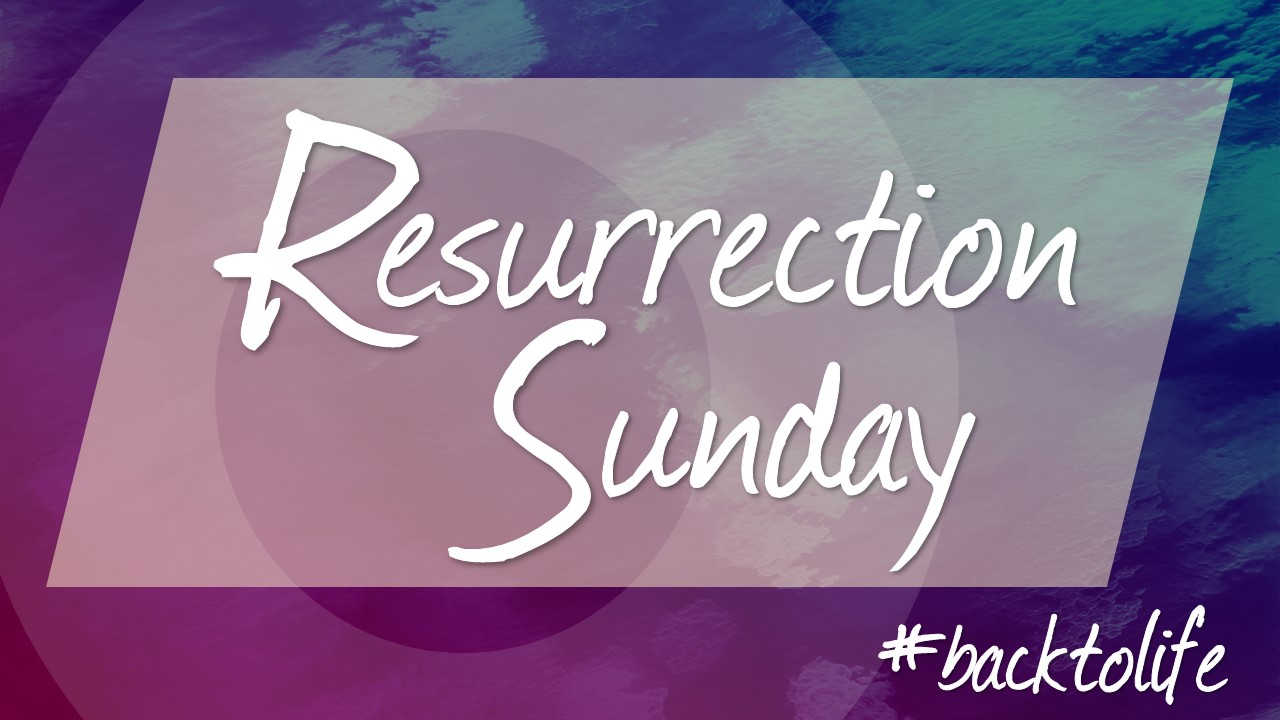 Resurrection Sunday Image