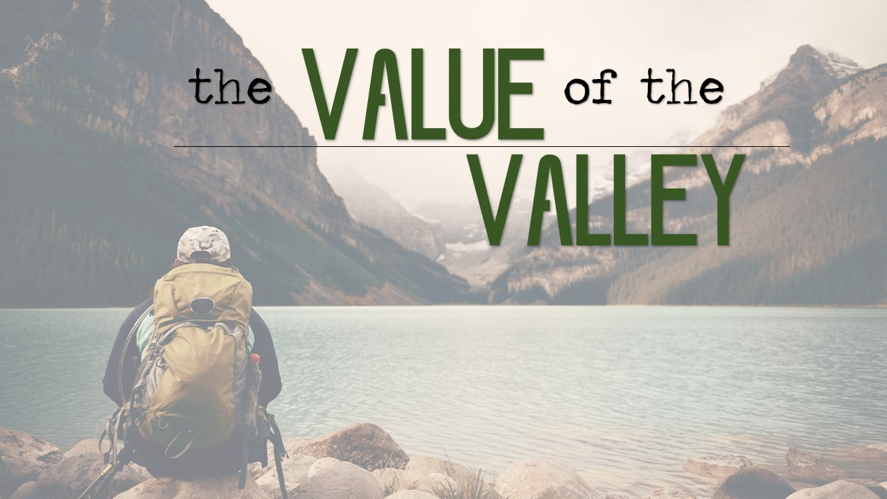 The Value of the Valley Image
