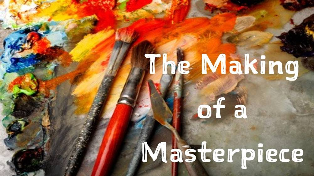 The Making of a Masterpiece Image