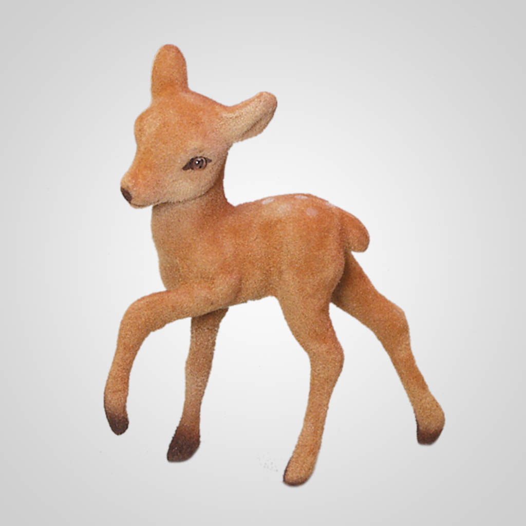 61254 - Flocked Fawn