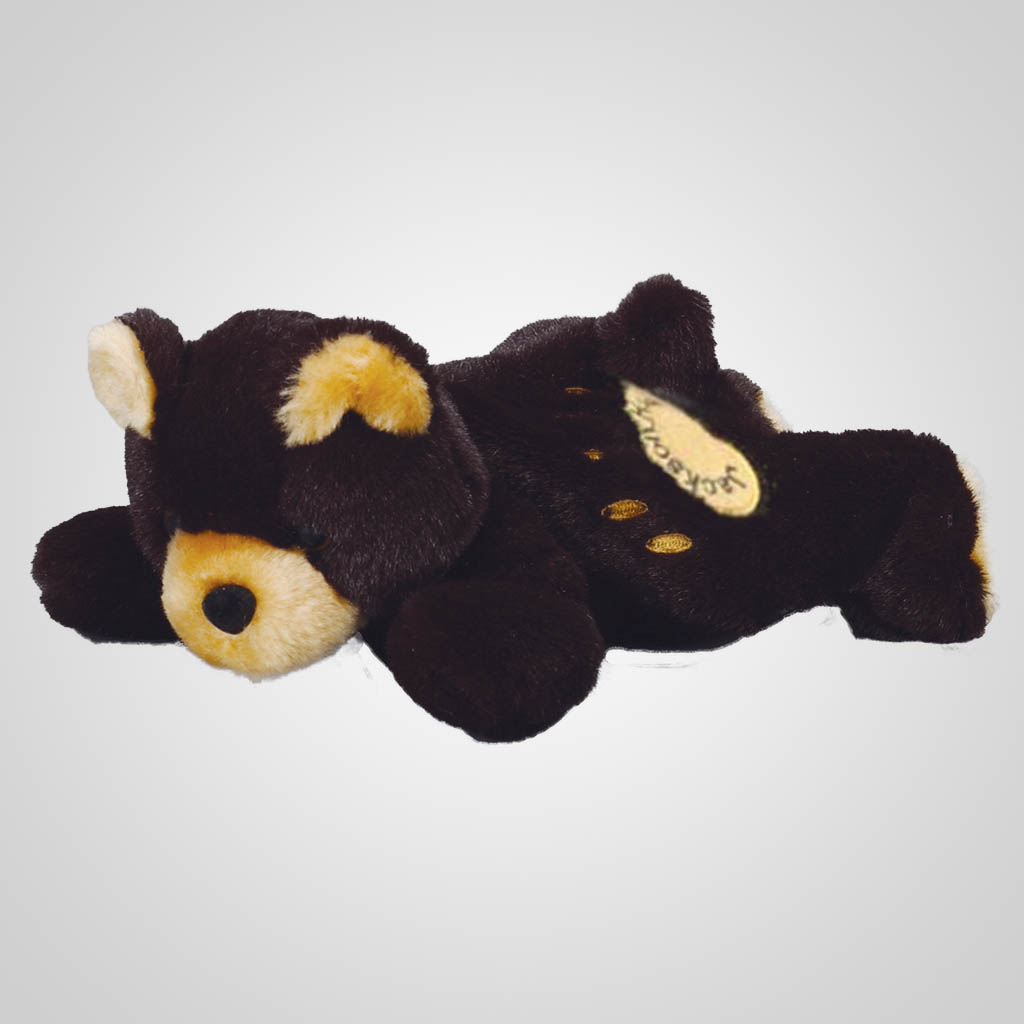 61922JHOLE - Plush Black Bear, Jackson Hole