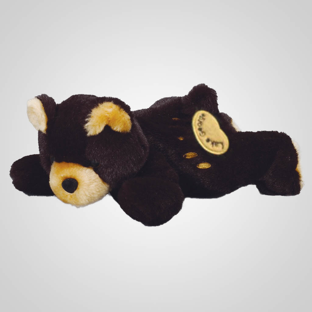 61922LAKEGEO - Plush Black Bear, Lake George