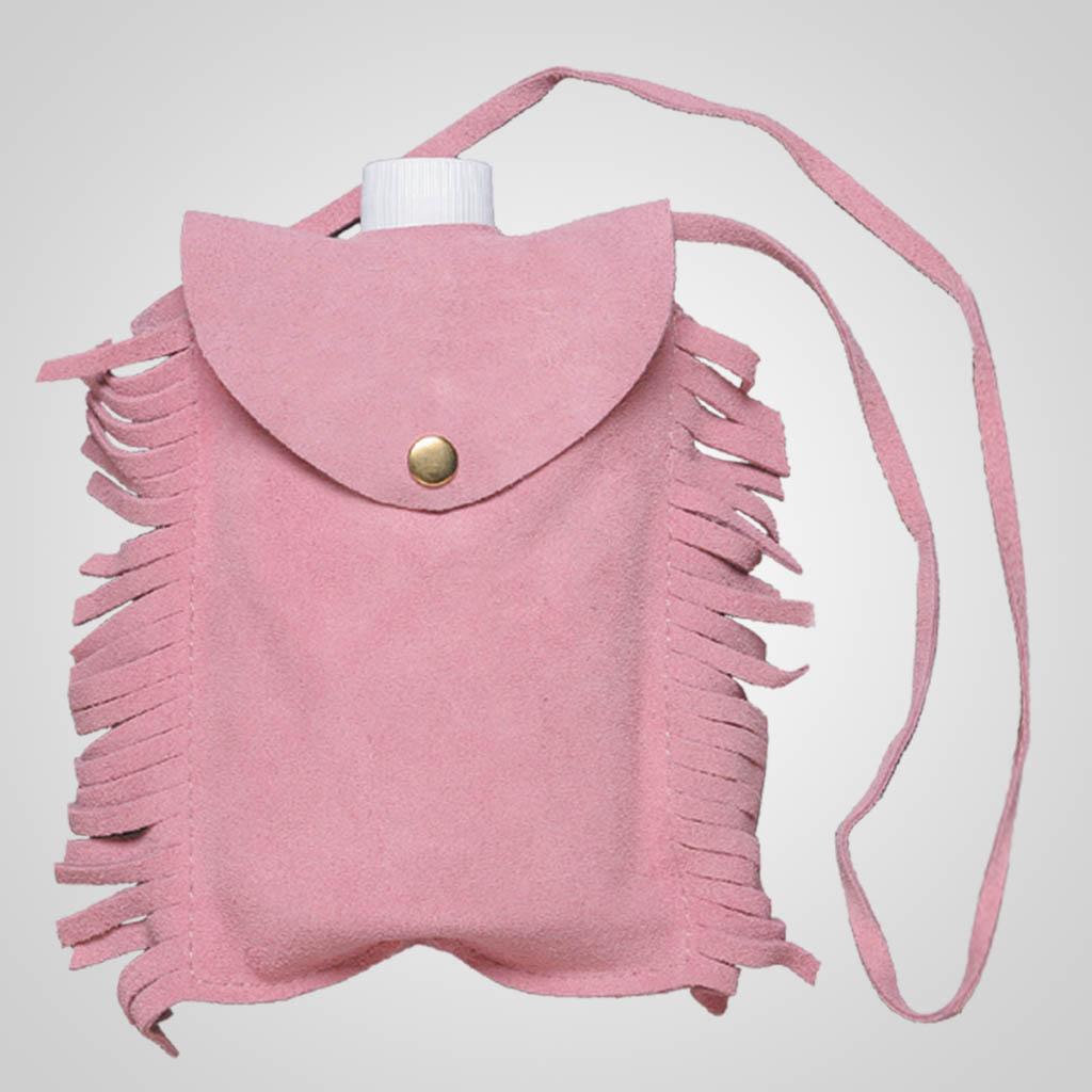 62550PL - Pink Plain Canteen
