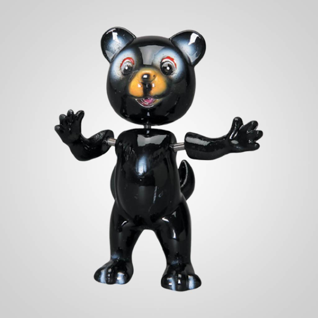 62734 - Black Bear Magnetic Critter