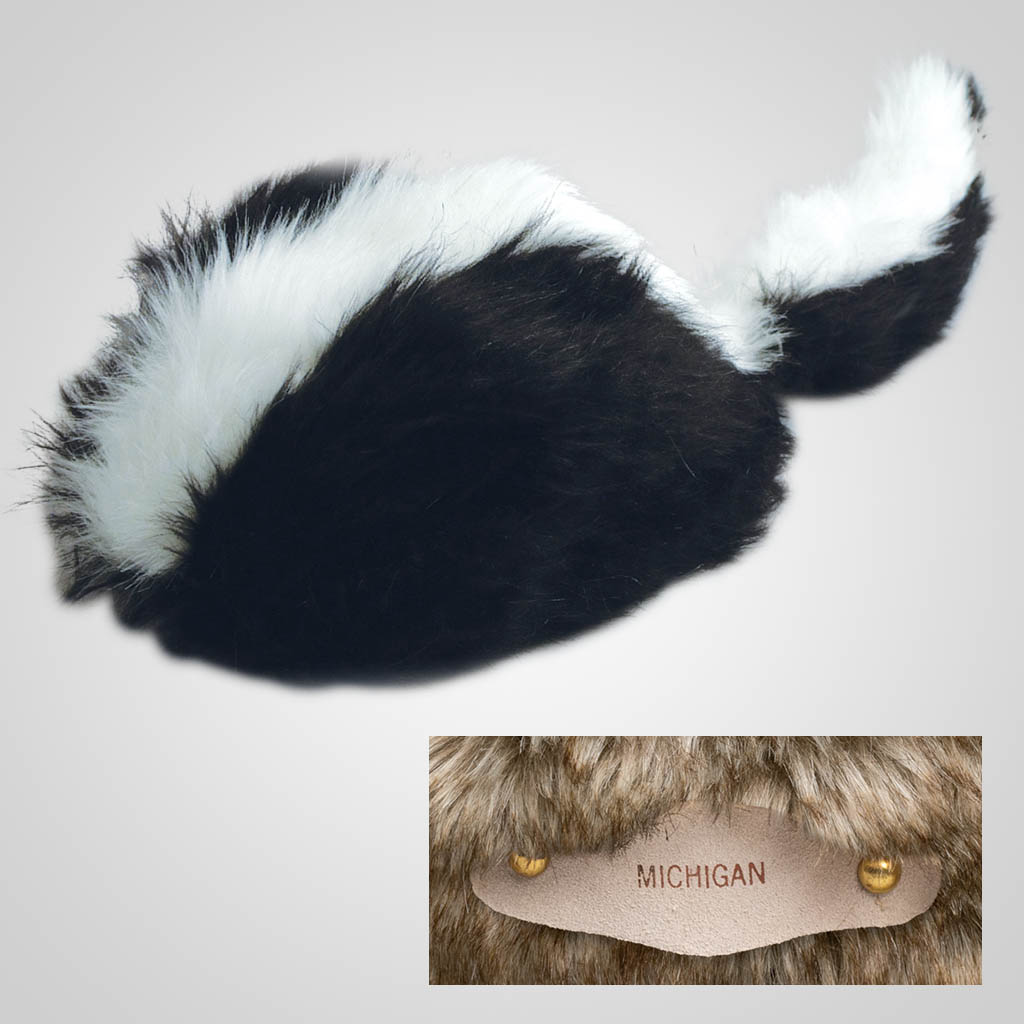 62801IM - Novelty Skunk Hat, Small, Name-Drop