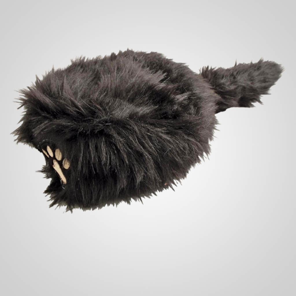 62808PL - Novelty Bear Hat, Medium, Plain