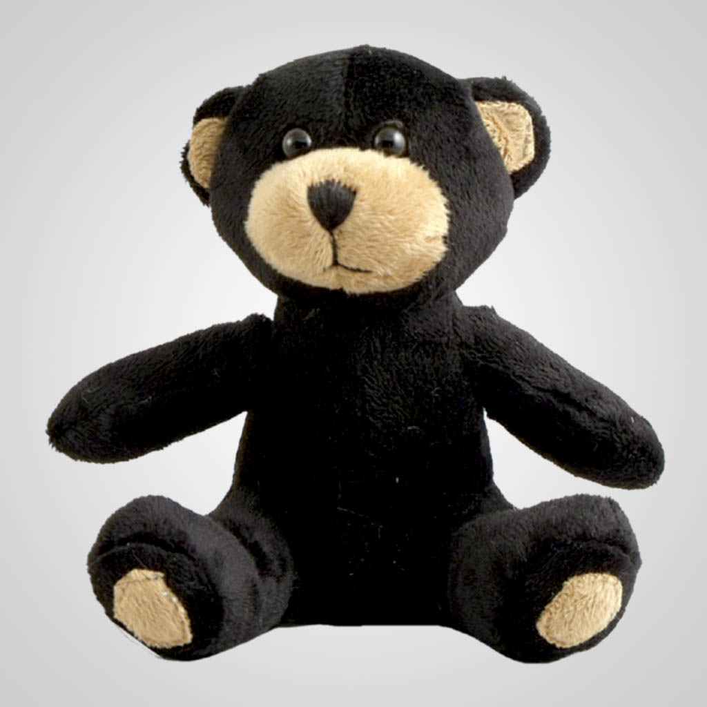"62851 - Plush 8"" Black Bear"